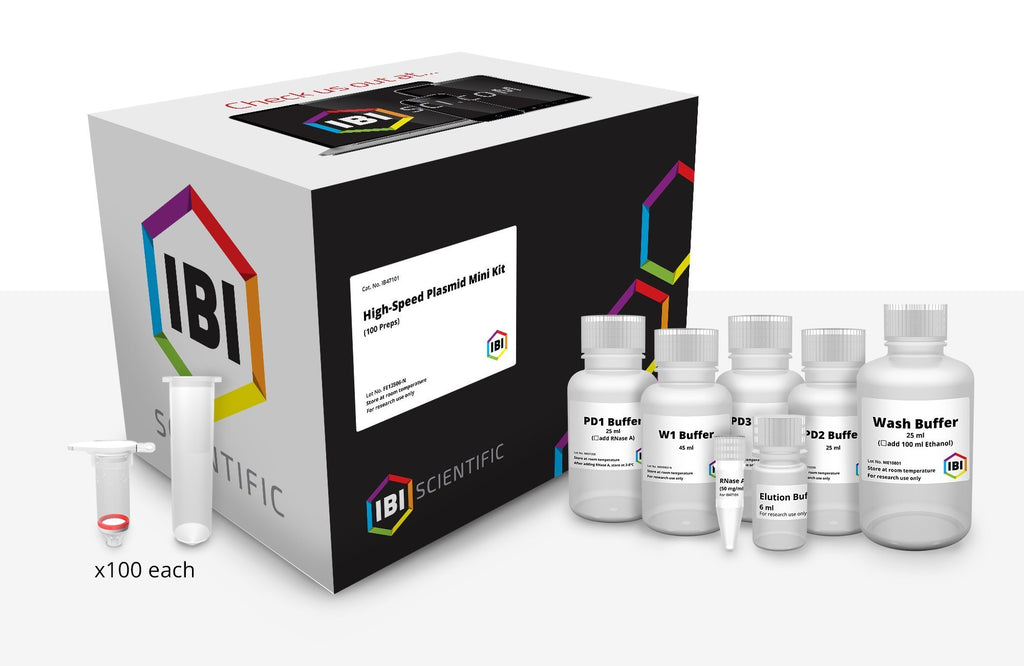 Hi-Speed Mini Plasmid Kit
