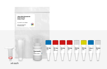 I-Blue Mini Plasmid Kit (Endotoxin-Free)