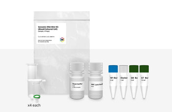 Mini Genomic DNA Kit (Blood & Cultured Cells)