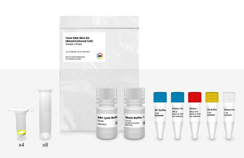 Mini Total RNA Kit (Blood & Cultured Cells)