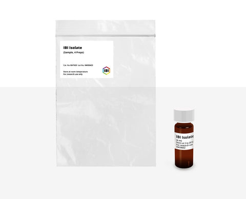 IBI Isolate DNA/RNA Reagent Sample Kit – 4ml