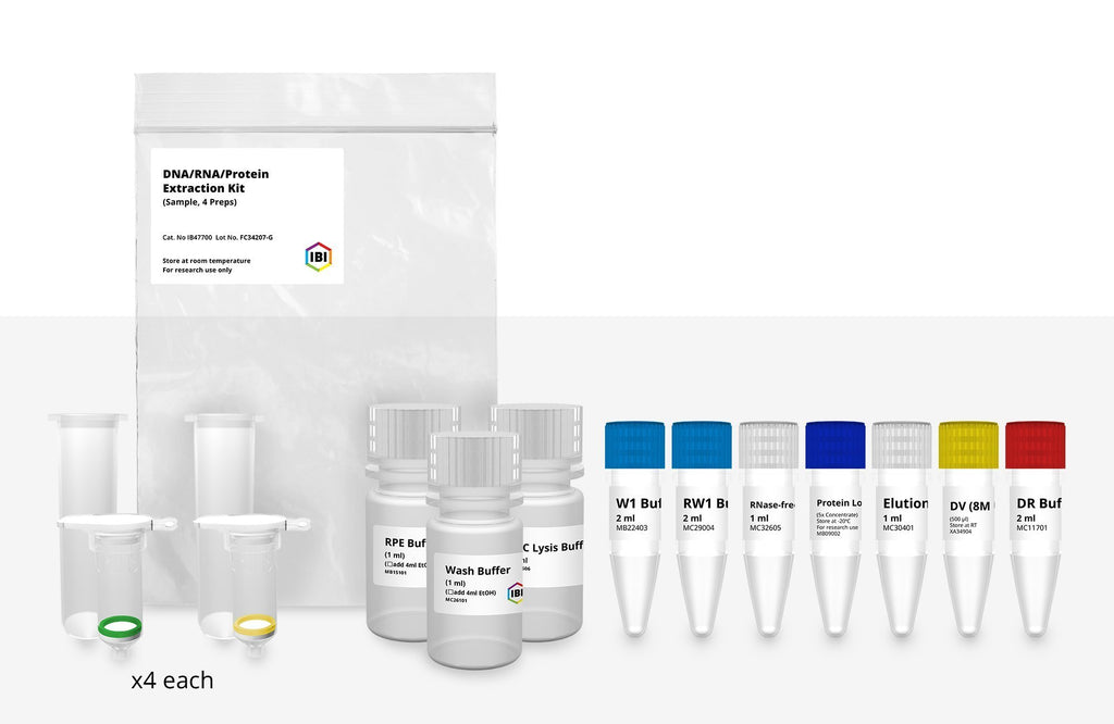 DNA/RNA/Protein Extraction Kit