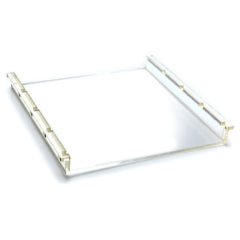 HR-2525 UV Transmittant Casting Tray – 4 Equal Runs