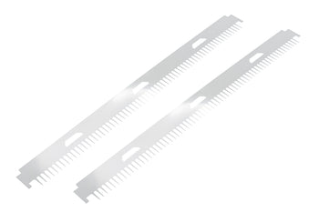 STS-45i Shark Tooth Comb, 0.2mm x 64 tooth – 2/PK