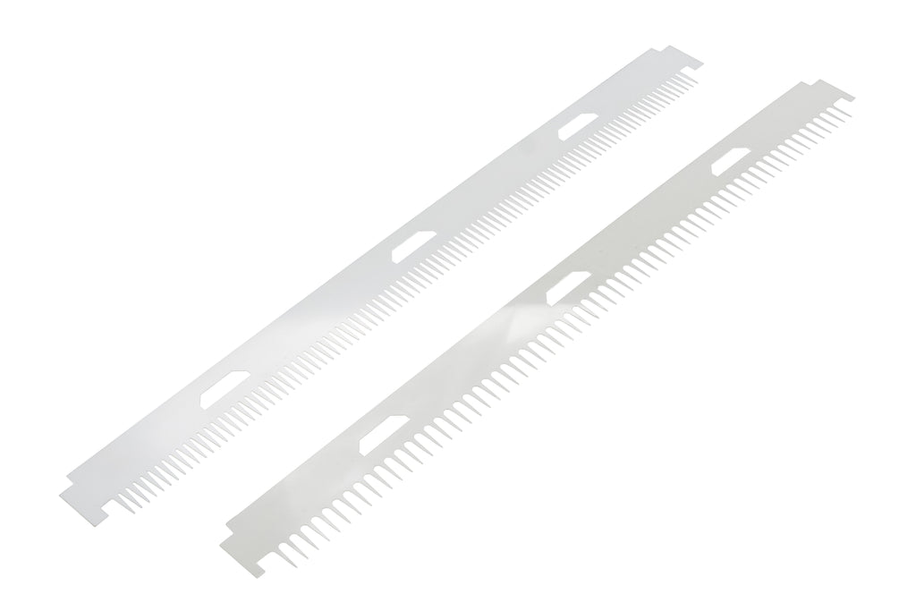 STS-45i Shark Tooth Comb, 0.4mm x 64 tooth & 96 tooth – 2/PK