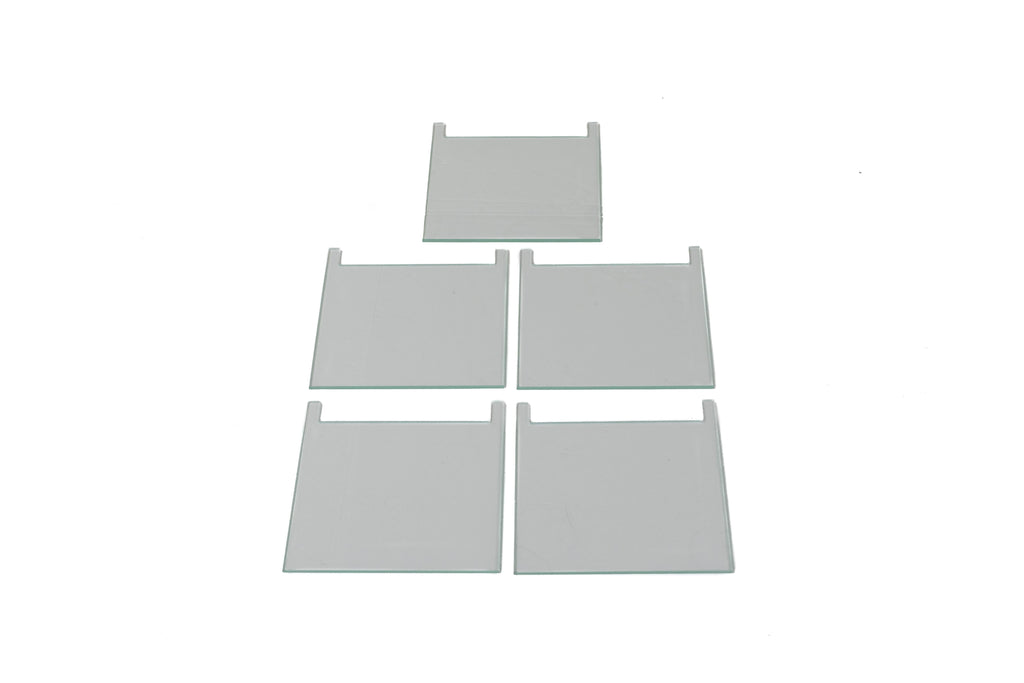 Replacement MaGELin Glass Plates - Notched – 5/PK