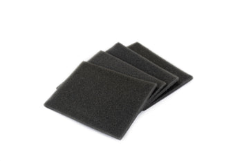 Replacement Foam Filter Pads - 4/PK