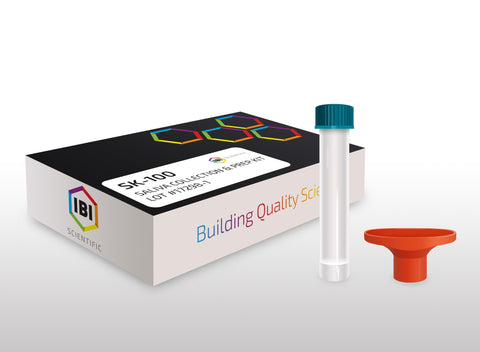 IBI Saliva Collection Kit - 1/Pack