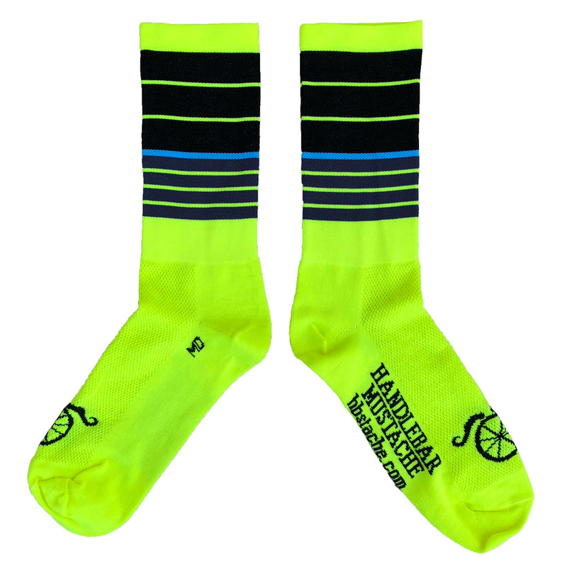 Biggie Smalls Socks - HighVis