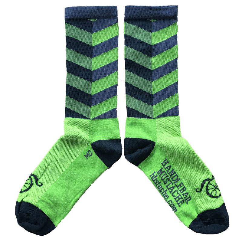 City Socks - Lime
