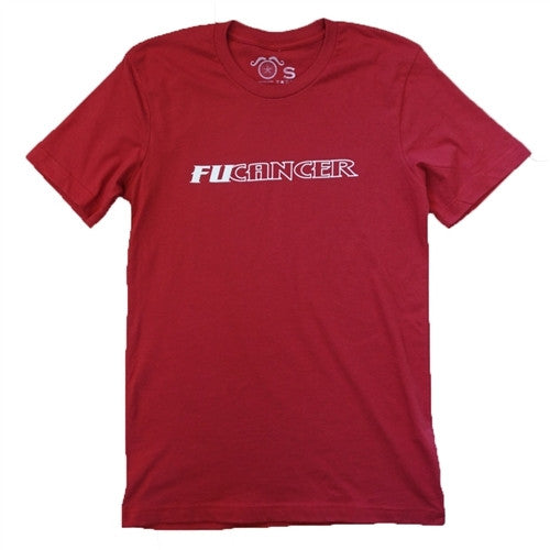 FUCancer - Red - Men's
