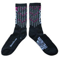 FUCancer Socks - Black/Pink
