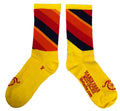 Decade Plus Socks - Yellow