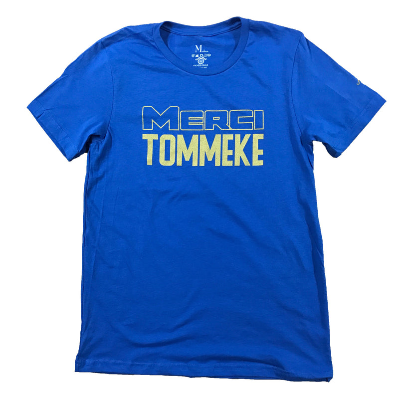 MERCI Tommeke - Blue - Men's