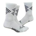 Offset Socks - White, Black, Gray