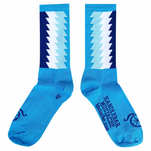 Timber Socks - Blue
