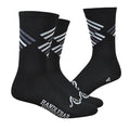 Offset Socks - Black