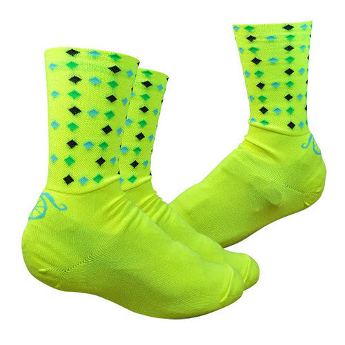 Bling Bling Shoe Cover - Hi Vis
