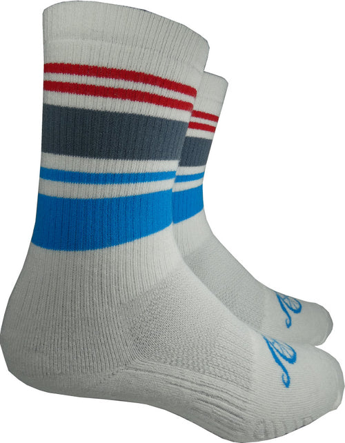 Latitude Winter Socks - White