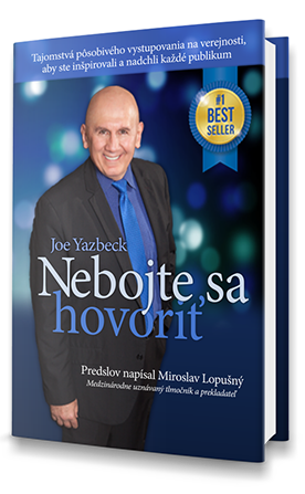 No Fear Speaking - Slovakian Edition - E-Book
