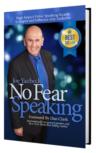 No Fear Speaking - Best Selling English Version - Hard Cover