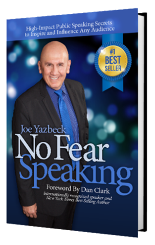 No Fear Speaking - English Version - E-Book