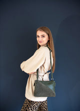 Bana Cross Body - AW18 Moss Green