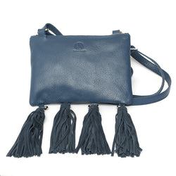 Bella Cross Body - Deep blue