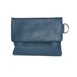Blanka Clutch - AW18 Dark Blue