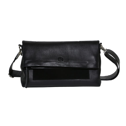 Clara Cross Body - AW18 Black