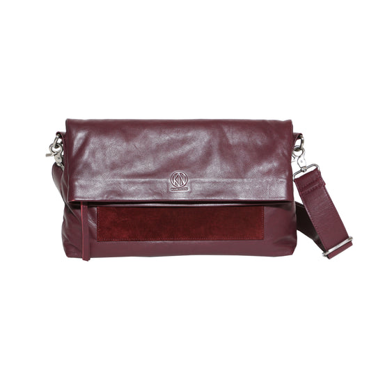 Clara Cross Body - AW18 Bordeaux