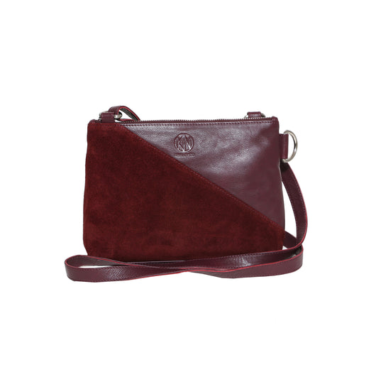 Bana Cross Body - AW18 Bordeaux