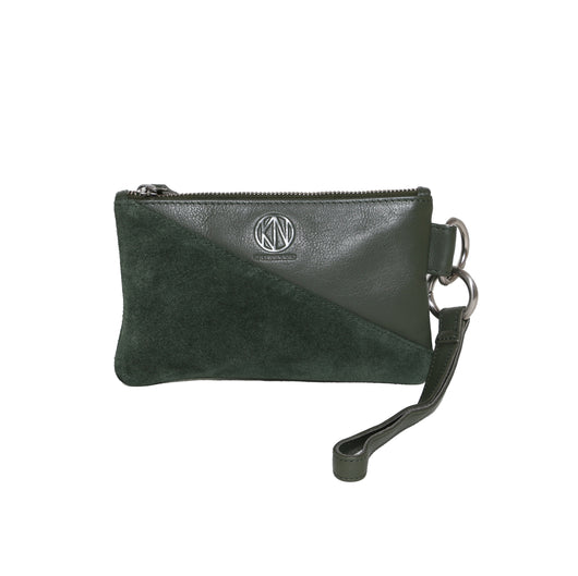Becca Purse - AW18 Moss Green