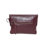 Blanka Clutch - AW18 Bordeaux