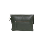 Blanka Clutch - AW18 Moss green