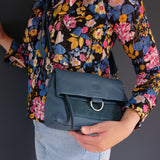 Small Clara cross body - AW19 Dark Blue