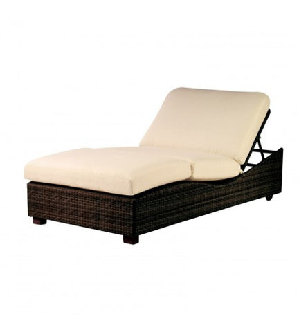 Saddleback Double Chaise Lounge