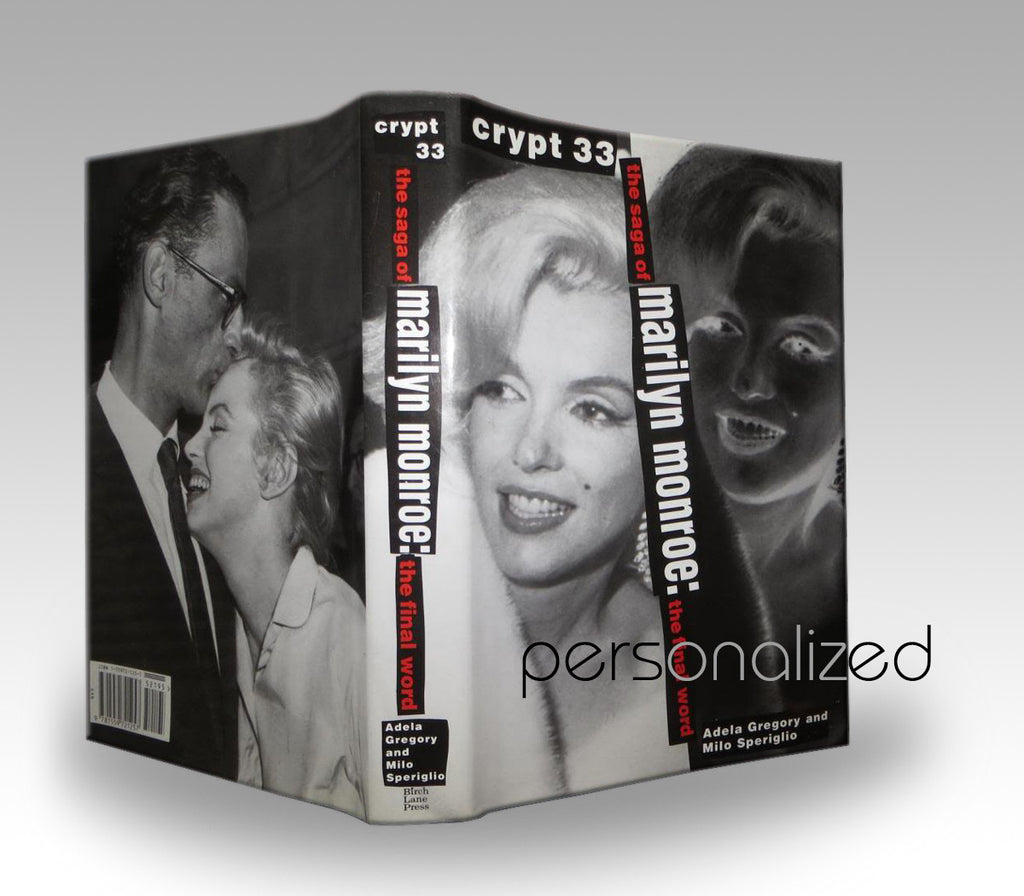 Crypt 33: The Saga of Marilyn Monroe - The Final Word (PERSONALIZED)