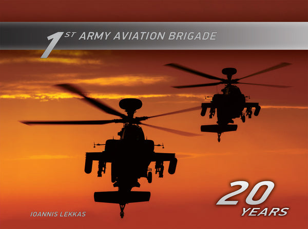 1st Army Aviation Brigade – 20 years