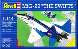 "MiG-29 ""The Swifts"""