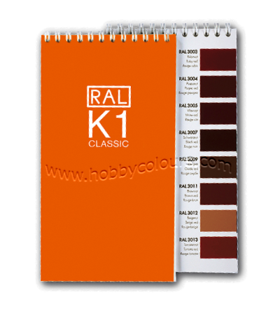 RAL-K1 Catalog - HOBBYColours