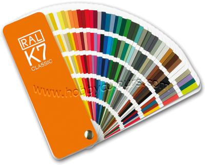 RAL-K7 Catalog - HOBBYColours