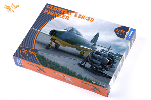 Gloster E28/39 Pioneer (Expert)