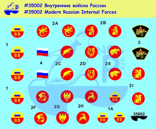 Modern Russian Internal Forces Part 1