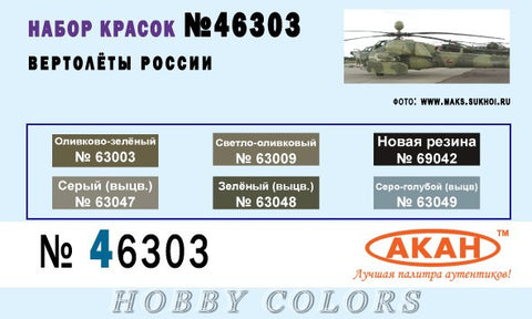 Russian Helicopters