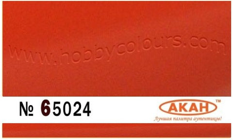 Orange color for training aircrafts