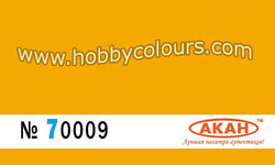 BS 356 Golden Yellow - HOBBYColours