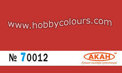 BS 537 Signal Red - HOBBYColours