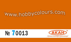 BS 557 Light Orange - HOBBYColours