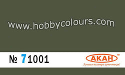 RAL 6003 Olive Green - HOBBYColours